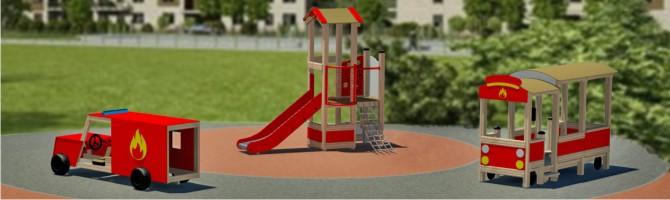 Tematiskie rotaļu laukumi